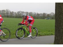 Malin Eriksen under Energiewacht Tour 2014