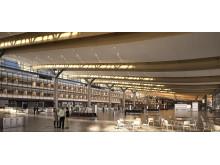 Oslo Lufthavn 2017 - ny avgangshall