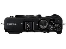FUJIFILM X-E3 black top