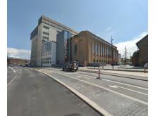 Kulturhuset Nordkraft - gadefoto