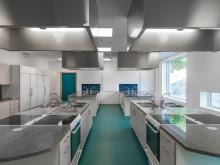 Belysning LED kök skola - Proton Lighting