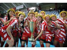 Pixbo Wallenstam vann Champions Cup.