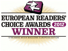 Xstream - Winner of European Readers Choice Awards 2012