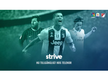 Strive TV på Telenor