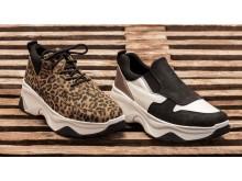 Chunky sneakers fra Skoringen