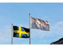 Flaggor Royal Djurgården