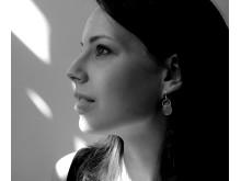 Ruut Kiiski, masterstudent i orkesterdirigering vid Kungl. Musikhögskolan (KMH) 2015. Foto: Johanna Mantere.