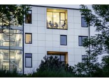 HSB Living Lab fasad