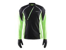 Weather jersey (men) i färgen black/gecko