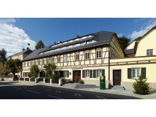 Stammhaus der Manufaktur Wendt & Kühn in Grünhainichen und Sitz der Wendt & Kühn-Welt