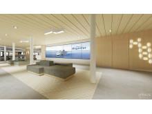 Tallink Silja Megastar   Eingangsbereich 2