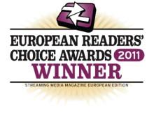 Xstream - Winner of European Readers Choice Awards 2011