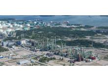 Veolia planerar ett joint venture med Neste Oil och Borealis för säker och pålitlig energileverans i Porvoo, Finland