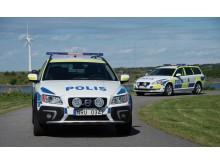 Svenska polisen ger Volvo toppbetyg