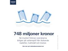 748 miljoner
