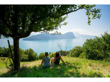 Wandern an der Rigi (c)Luzern Tourismus