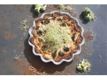 G&S Broccoli och grönkålspaj 2
