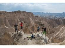 Mountainbike i Kappadokien