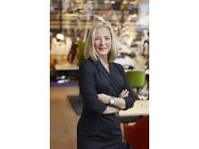 Lena Bjurner SVP HR & Sustainability  at Scandic Hotels