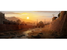 Fra filmen THE BREADWINNER