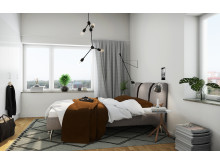Kortedala sovrum
