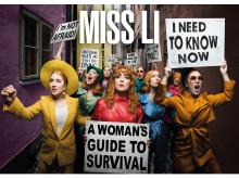 Miss Li - pressbild