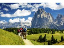 Vandretur Dolomittene