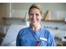 Förlossningsläkare Sophia Brismar Wendel