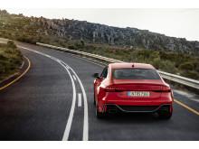 Audi RS 7 Sportback (tangorød)