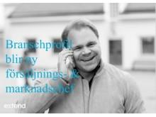 Branschprofil blir ny försäljnings- & marknadschef