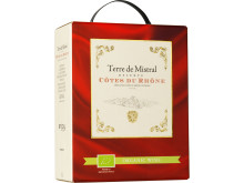 Terre de Mistral Reserve Côtes du Rhone box