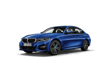 Nya BMW 3-serie Sedan11