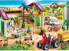 PLAYMOBIL-Spielwelt Bauernhof