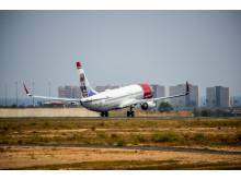 Landing i Alicante