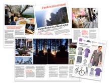 Affärsvärlden integrerar livsstilsmagasinet Premium i varje nummer
