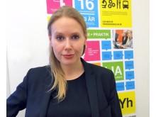 Jenny Sörby, kommunikationschef, Myndigheten för yrkeshögskolan