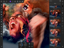 Affinity Photo for iPad: Motion Blur