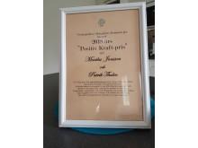 Diplom Positiv Kraft-pris