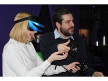 Virtual Reality auch am Arbeitsplatz