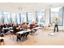 Statikk-kurs hos Schüco Norge 1. november