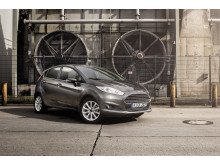 Ford Fiesta – Europas med sålda småbil 2015