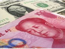 Utenlandsk valuta: Kinesisk Yuan