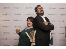 Chivas Venture Finalist und Gewinner Leaf Republic