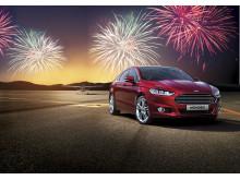 Ford Mondeo nytårskur 2015