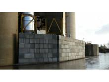 Empower bygger nytt bullerskydd för Cementa AB i Slite