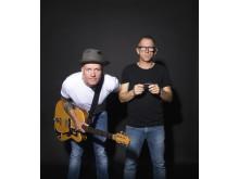 Back To Back er blandt de mange musikalske indslag til Fest På Kajen