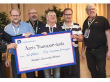 Årets Transportskola 2017