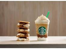 S'mores och S'mores Frappuccino