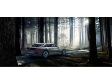 Konceptbilen Peugeot EXALT i nye klæder til Paris Motor Show