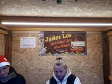 Für ein starkes Bärenherz: Klostergut Mößlitz richtet Weihnachten im Stall aus